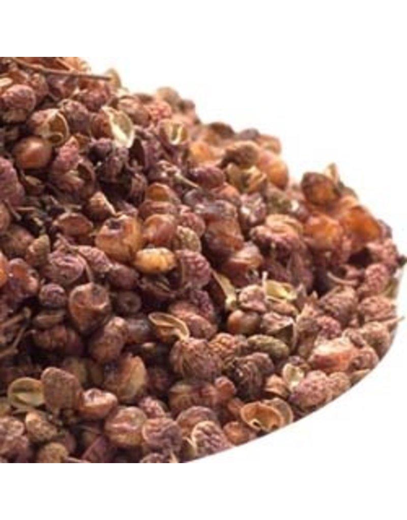 Seasoning Sichuan Peppercorn