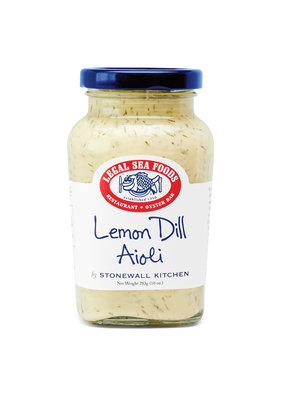 Stonewall Kitchen Stonewall Kitchen Aioli Lemon Dill