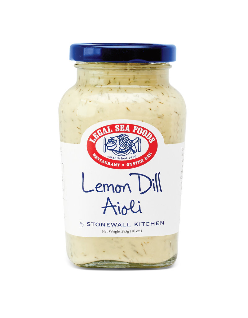 Stonewall Kitchen Stonewall Kitchen Aioli Lemon Dill