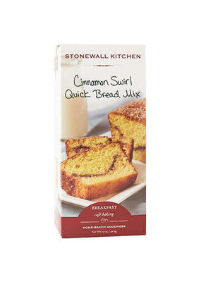 Stonewall Kitchen Stonewall Kitchen Baking Mixes Cinnamon Swirl Quick Bread