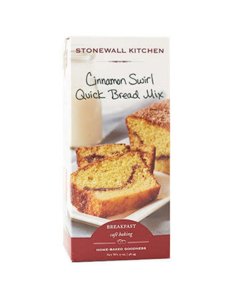 Stonewall Kitchen Stonewall Kitchen Baking Mixes Cinnamon Swirl Quick Bread