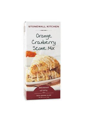 Stonewall Kitchen Stonewall Kitchen Baking Mixes Orange Cranberry Scone w Orange Glaze