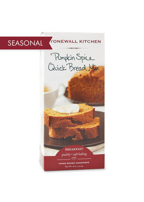 Stonewall Kitchen Stonewall Kitchen Baking Mixes Pumpkin Spice Quick Bread