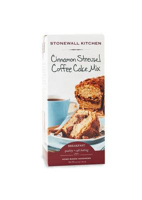 Stonewall Kitchen Stonewall Kitchen Baking Mixes Cinnamon Streusel Coffee Cake
