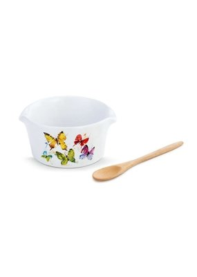 Appetizer Bowl Flock of Butterflies