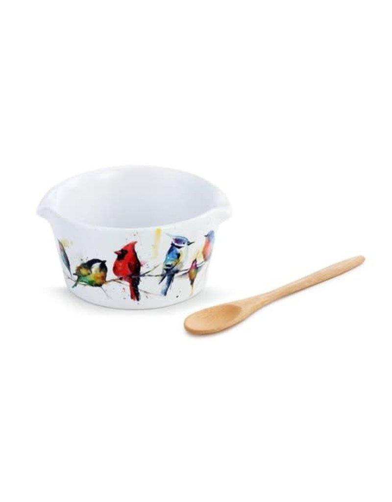 Appetizer Bowl Little Birds