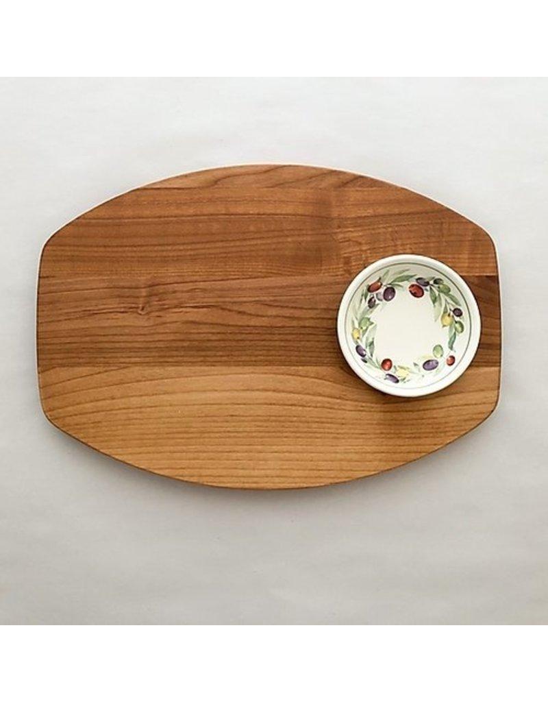 Bread & Oil Boards Olive Wreath