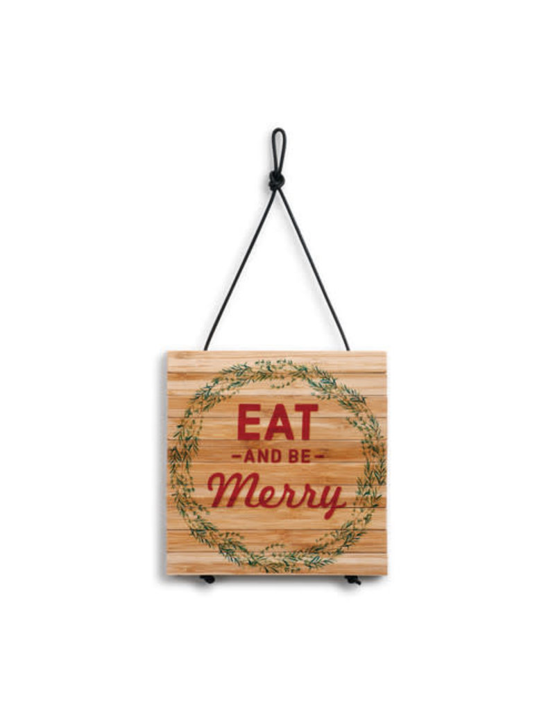 Expandable Trivet Eat and Be Merry