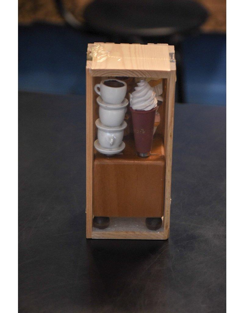 Mini Block with Spreader Coffee Break