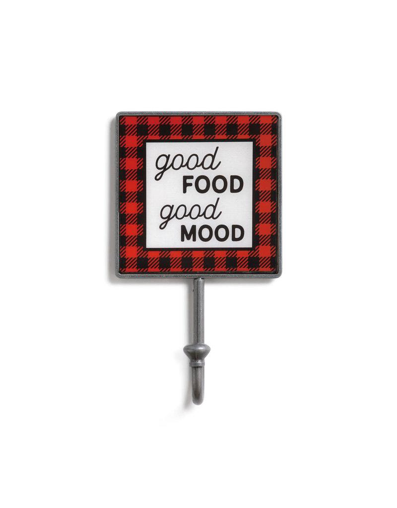 Magnetic Hook Good Food Good Mood