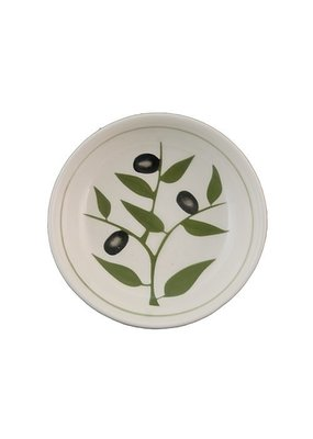 Dipping Dishes Olives Round