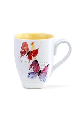 Mugs Flock of Butterflies