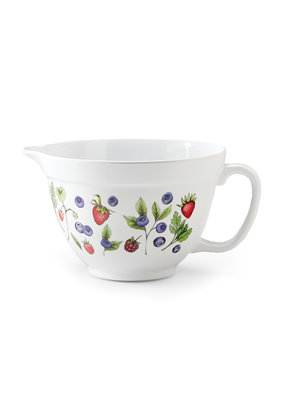 Stonewall Kitchen Melamine Batter Bowl Berries