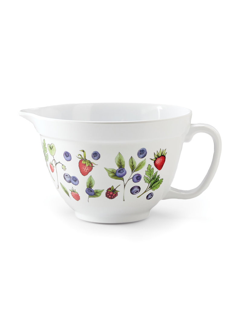 Stonewall Kitchen Melamine Batter Bowl Berries