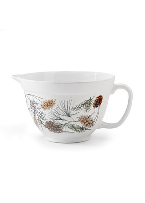 Stonewall Kitchen Melamine Batter Bowl Pine
