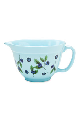 Stonewall Kitchen Melamine Batter Bowl Blueberry