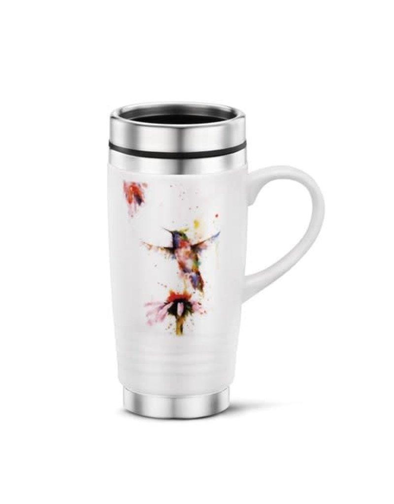 Travel Mug PeeWee Hummingbird