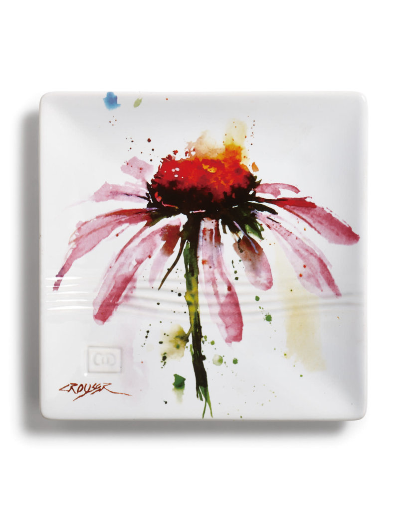 Snack Plate Echinacea