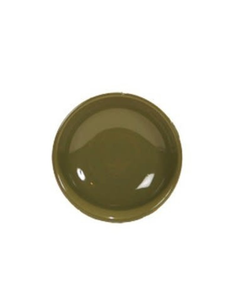Set of 4 Dipping Dishes Green Round