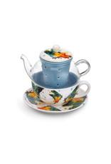Tea Pot Set Butterfly