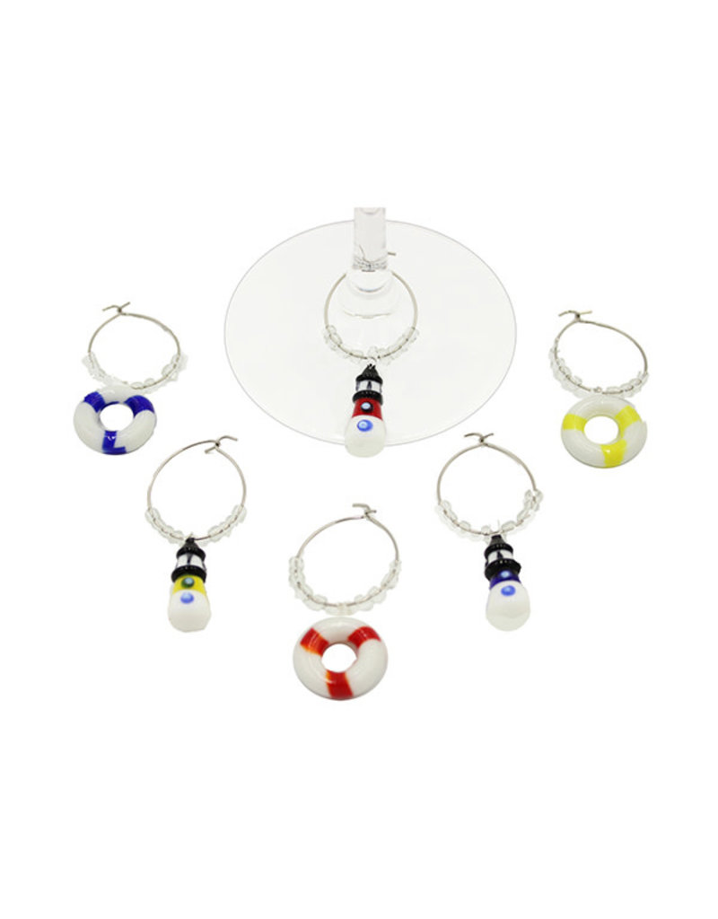 Wine Charms Lighthouse