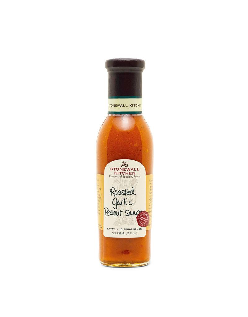 Stonewall Kitchen Stonewall Kitchen Sauces Roasted Garlic Peanut
