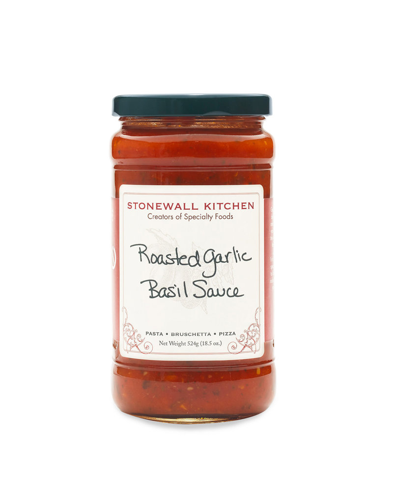 Stonewall Kitchen Stonewall Kitchen Sauces Roasted Garlic Basil