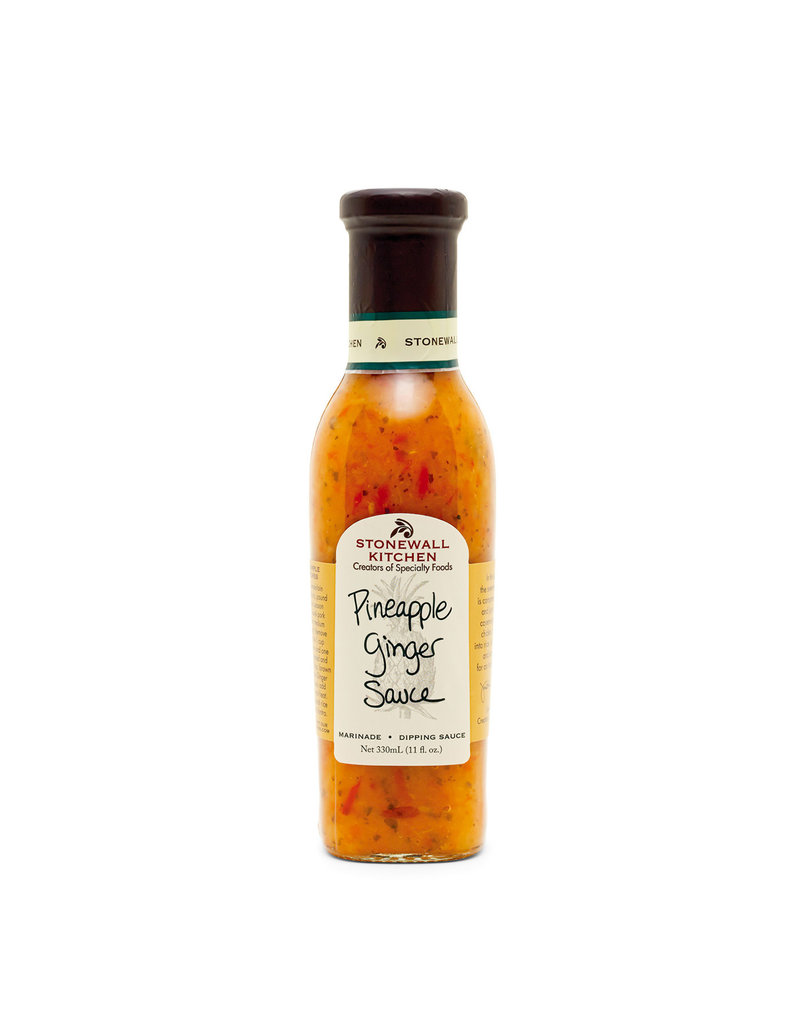Stonewall Kitchen Stonewall Kitchen Sauces Pineapple Ginger