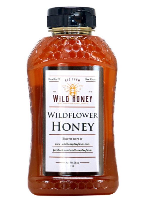 Wild Honey Bee Farm LLC Wild Honey Bee Farm LLC Wildflower