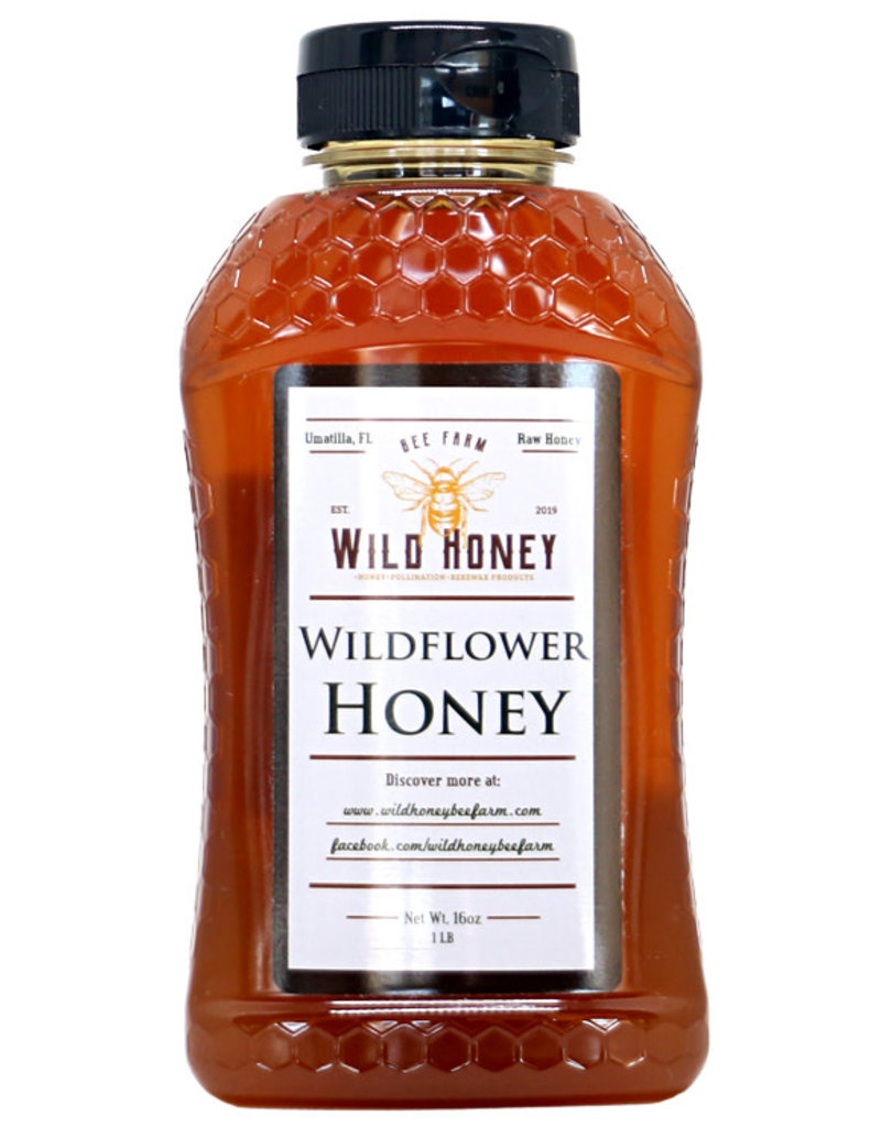 Wild Honey Bee Farm LLC Wild Honey Bee Farm LLC Wildflower