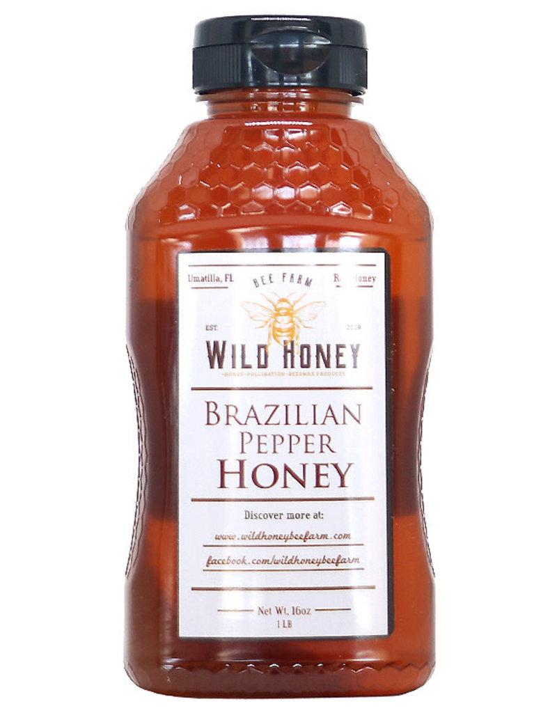 Wild Honey Bee Farm LLC Wild Honey Bee Farm LLC Brazilian Pepper