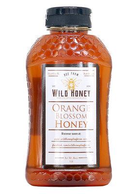 Wild Honey Bee Farm LLC Wild Honey Bee Farm LLC Orange Blossom