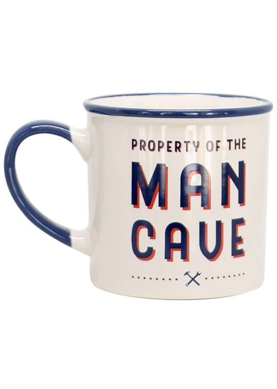 Two's Company Hardware Store Mug Man Cave