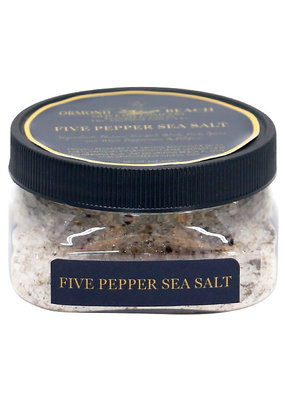 Sea Salts 5 Pepper Blend