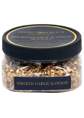 Sea Salts Smoked Garlic & Onion