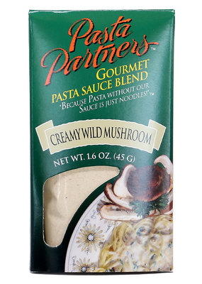 Plentiful Pantry Plentiful Pantry Sauce Blend Wild Mushroom Cream