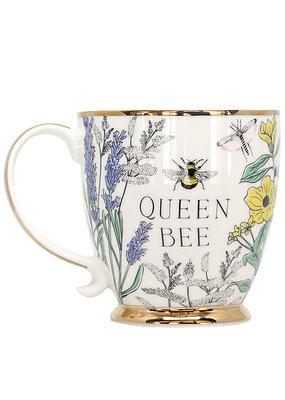 Two's Company Mug Queen Bee