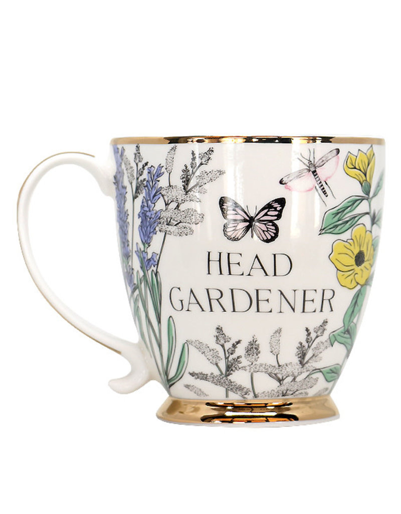 Two's Company Mug Head Gardener