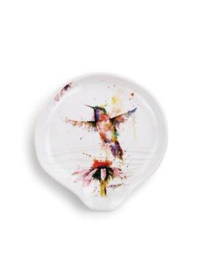 Spoon Rest PeeWee Hummingbird