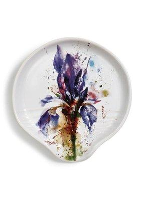 Spoon Rest Iris