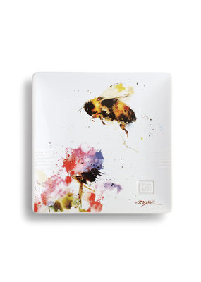 Snack Plate Bumblebee