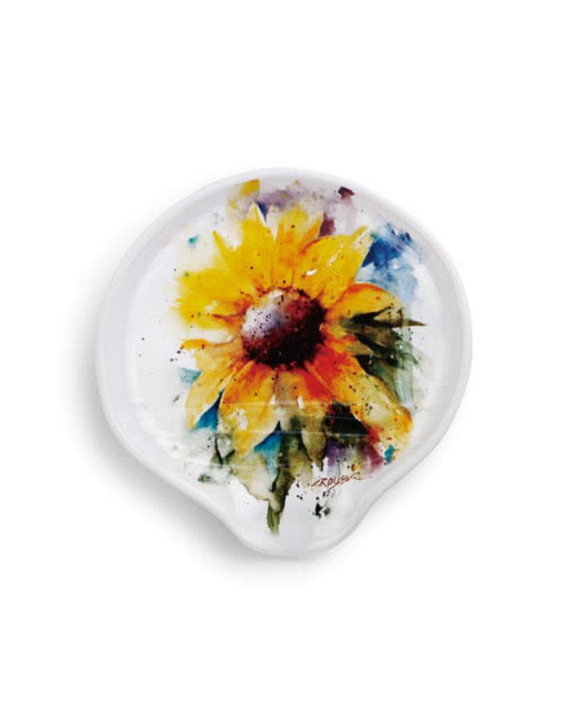 Spoon Rest Sunflower