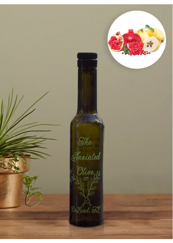White Balsamic Pomegranate-Quince