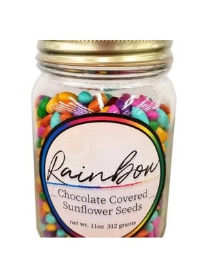 Sunflower Food Company Rainbow Sunny Seeds 1.5 oz. bag