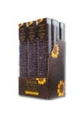 Sunflower Food Company Dark Chocolate Sunny Seeds, 3oz. Tubes