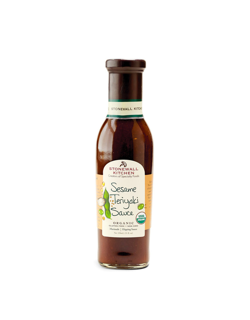 Stonewall Kitchen Stonewall Kitchen Sauces Organic Sesame Teriyaki