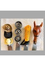 Spreaders Set of 4 Western