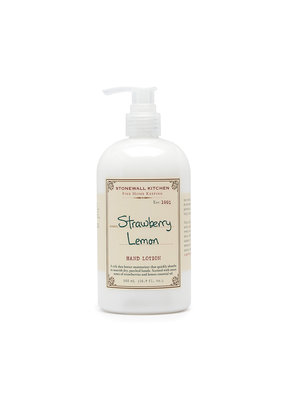 Stonewall Kitchen Stonewall Kitchen Lotion Strawberry Lemon