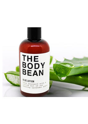 The Body Bean The Body Bean Aloe Lotion Oatmeal Honey 2oz