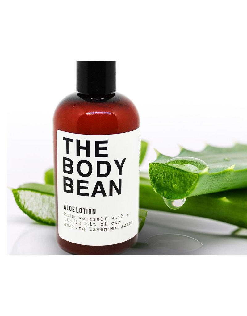The Body Bean The Body Bean Aloe Lotion Oatmeal Honey 8oz